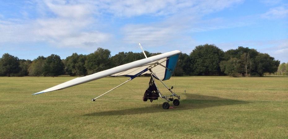 Tandem Hang-Gliding Flight @ Groveland, Florida, Revisited @ GarzaFX.com