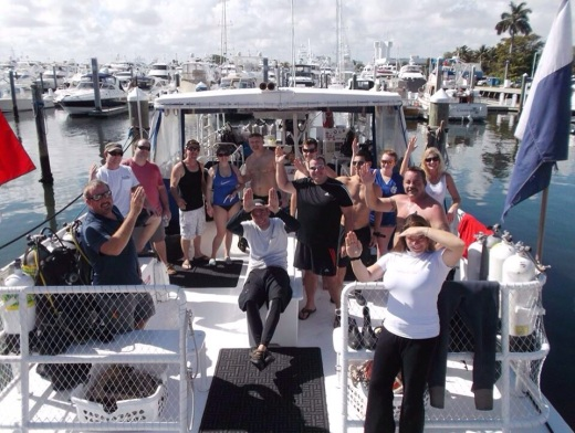 Padi Advanced Open Water Scuba Diving Class @ Ft. Lauderdale, Florida @ GarzaFX.com