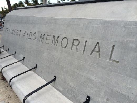 Key West AIDS Memorial @ Key West, Florida @ garzafx.com 20140525-130555-47155515.jpg