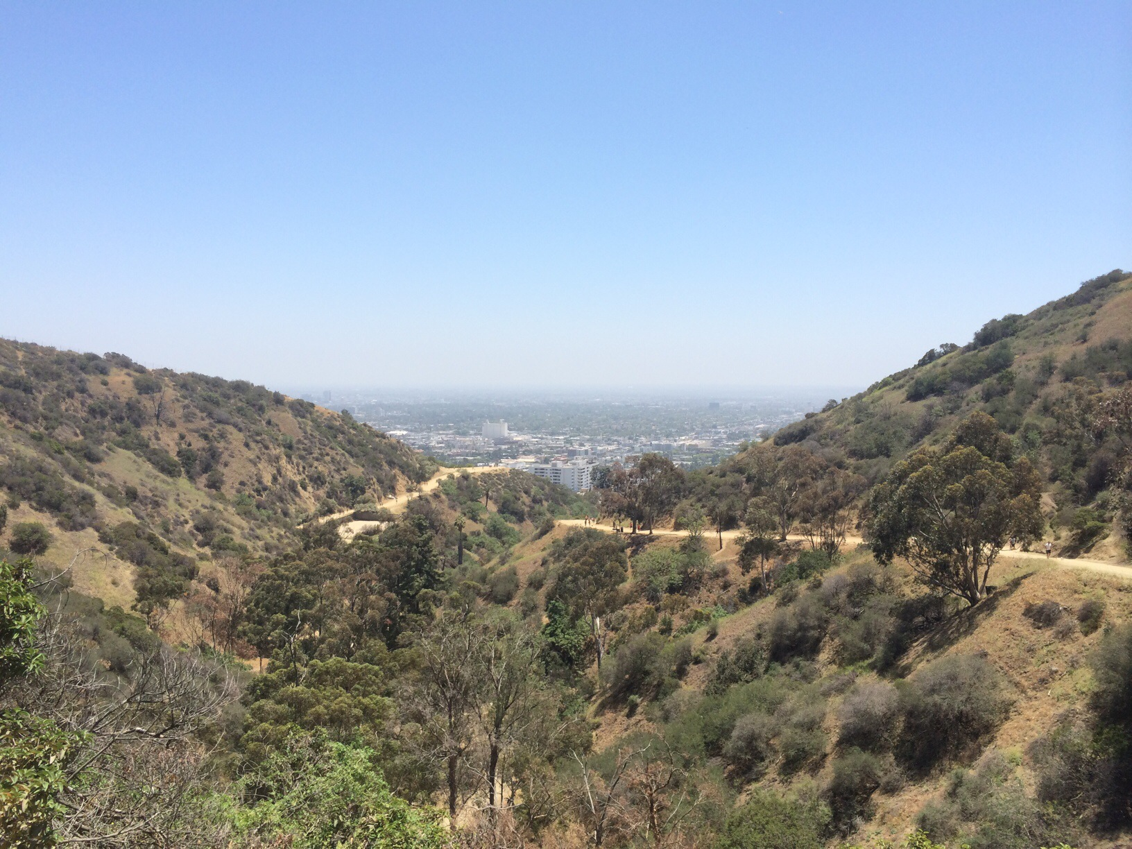 Runyon Canyon Park @ Los Angeles, California @ garzafx.com 8.jpg